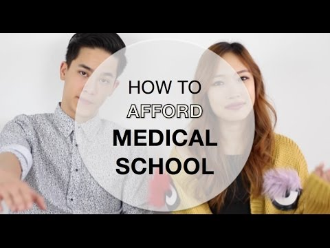 How to Pay for Medical School (and food, rent, clothes, transportation...omg)