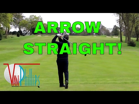 HOW TO HIT THE DRIVER DEAD STRAIGHT
