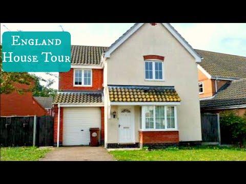 Empty House Tour | ENGLAND EDITION!!
