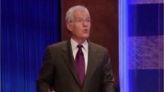 Jeopardy French And Alex Trebek