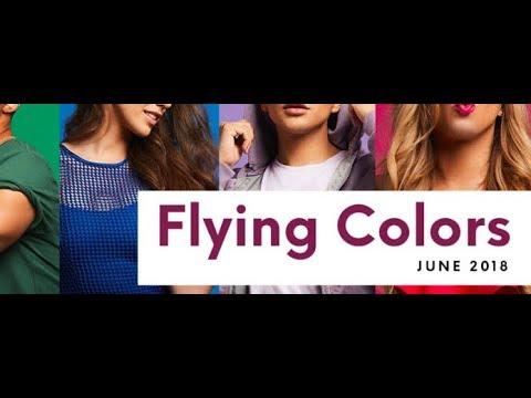 June 2018 ipsy Glam Bag  #ipsy #flyingcolors