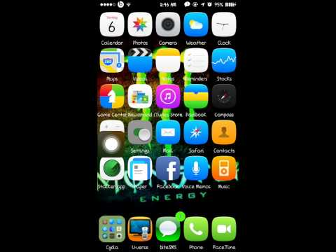 Cydia ios7.1.1 android lock screen