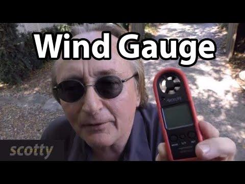 Fix Your Car Using A 19 Dollar Wind Speed Gauge