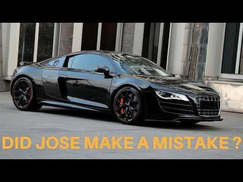 Why Jose Didn't Buy The R8