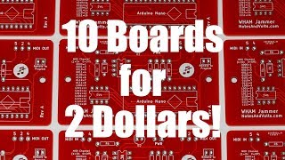 Jlcpcb - 10 Circuit Boards For $2!!