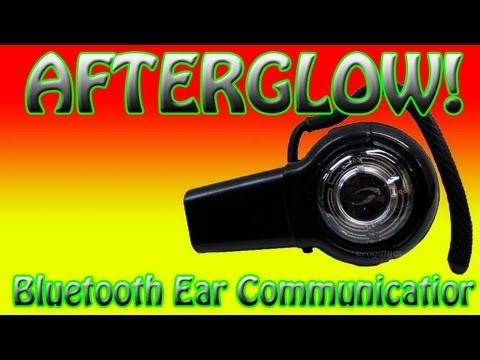 Afterglow Bluetooth Communicator for PS3 or Phone