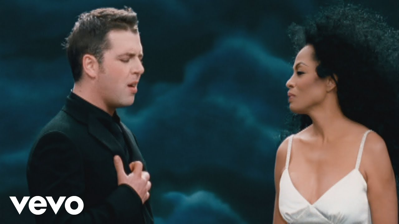 Westlife - When You Tell Me That You Love Me  with Diana Ross