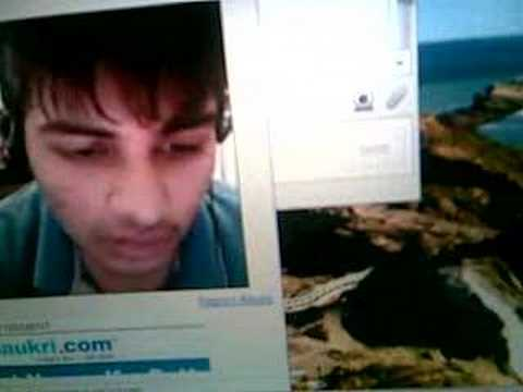 Karan on Yahoo Messenger