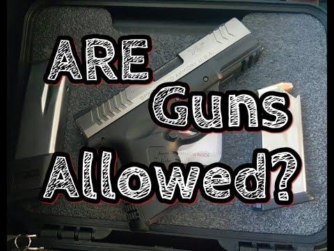 Trucking | Guns in Commercial Trucks | LoShawn Parks