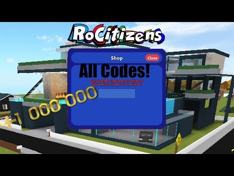 Re-upload | All Rocitizens Money Codes! | #Freemoney