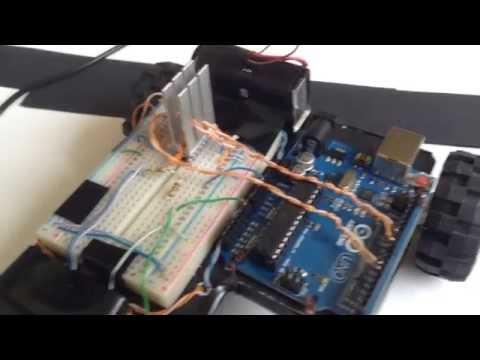 Arduino Robot Project: Maze Traversal
