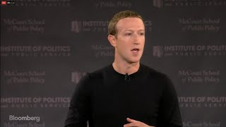 Facebook's Mark Zuckerberg on the Power of Expression