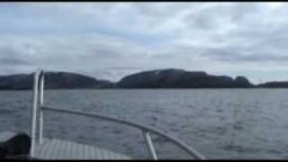 Menkių žūklė Norvegijoje. Norvegija- Soroya- žvejyba Jūroje žūklės Gidai