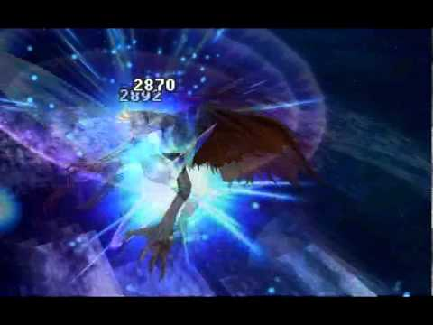 Final Fantasy VIII Rinoa Limit Break Wishing Star