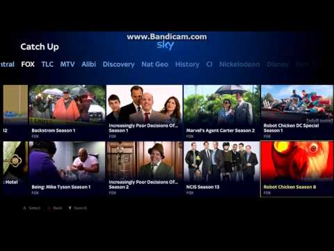 TV From Sky/Sky Go On Xbox One Review