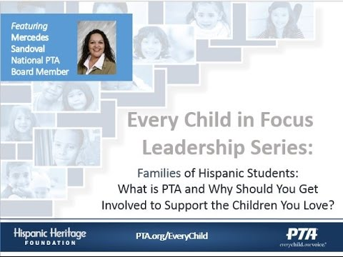 Families of Hispanic Students: What is PTA & Why Should You Get Involved