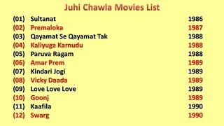 Juhi Chawla Movies List