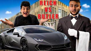 1 TAG wie ein MILLIONÄR leben  ( mit Butler )   Can Wick