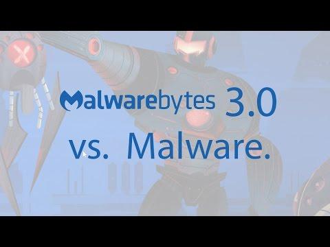 MalwareBytes 3.0 Review - Part 1 - Malwarebytes vs Malware