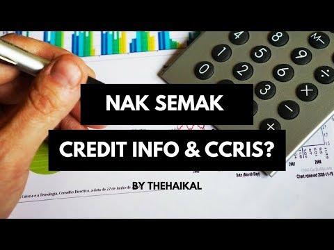 Cara Dapatkan Credit Score dan CCRIS Secara Online