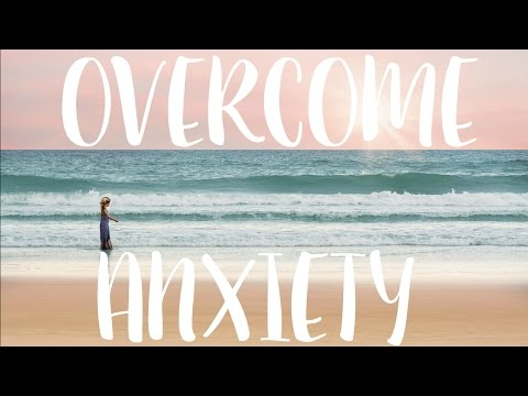 8 Tips on how to OVERCOME ANXIETY & WORRY // Christian Advice