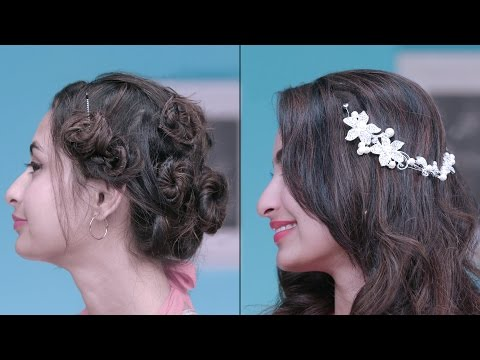 How To Style With Hair Accessories | Grecian Hairstyling Tricks