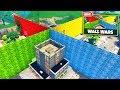 WALL WARS Custom Gamemode in Fortnite Battle Royale