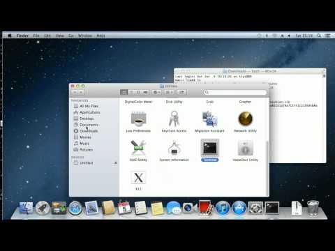 Raspberry Pi Beginners: Preparing an SD card on Mac OS X