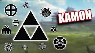Kamon: Japanese Family Heraldry