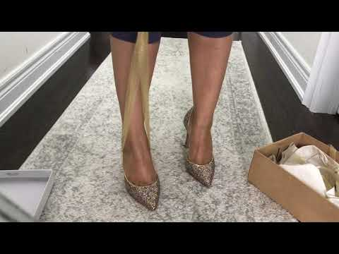 Shoe Hack For Shoes That Are 1 size or Half a size too big