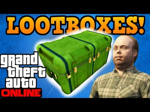 If GTA Online had lootboxes!