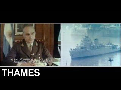 The Falklands War | Royal Navy | Battle for the Falklands | TV Eye | 1982