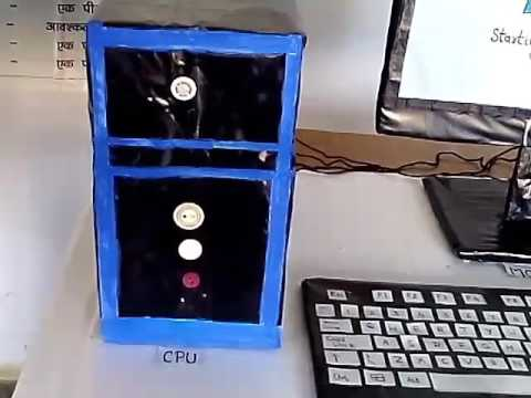 How to make a computer model