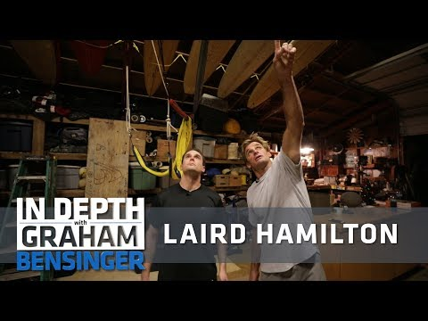 Behind the Scenes: Two days with Laird Hamilton