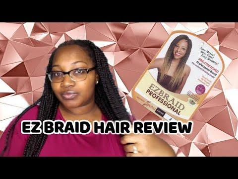 Innocence EZ Braid Hair Review
