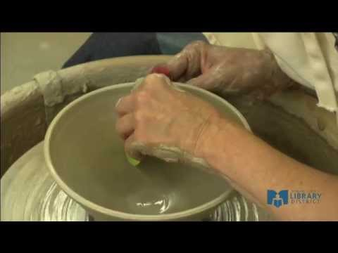 Learn To Make a Pottery Bowl (Full Video)