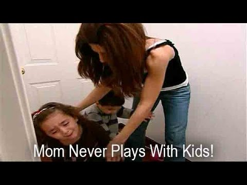 Dad Thinks It's Mom's Job To Take Care Of Kids | Supernanny