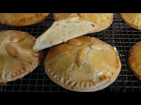 Almond Stuffed Cookies  - Gevulde Koeken
