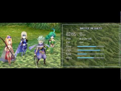 Final Fantasy IV [DS] Walkthrough 6-1 (Part 30)