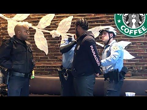 Starbucks in Trouble for Calling Cops on 2 Black Men