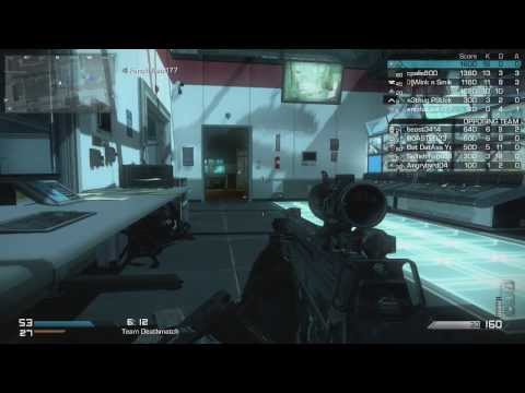 Call of Duty Ghosts - TDM - Sovreign (12/28/2013) - (75-36) - ***
