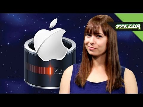 Stop Your Mac From Sleeping! | Tekzilla Daily Tip