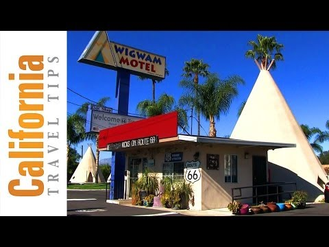 Wigwam Motel - California Route 66!