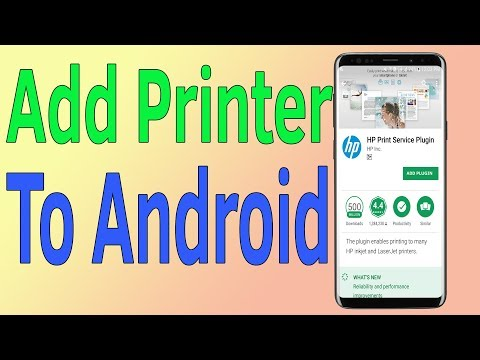 Add Printer To Android Phone   How To Print From Android - Helping Mind