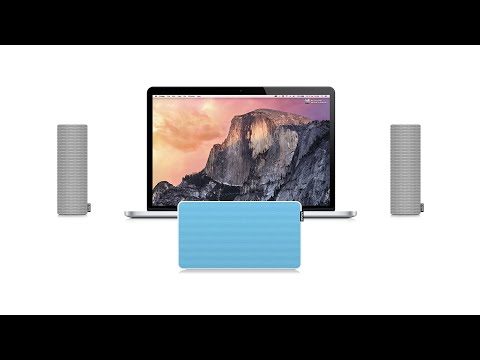 How to pair three Bluetooth speakers together? - Mac OS