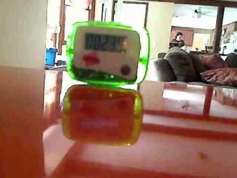 my pedometer