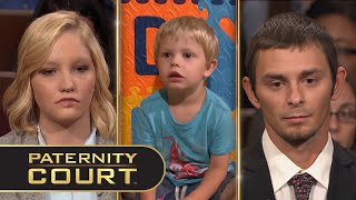 """Grew Up """"Brother and Sister"""" and Kept Relationship Secret (Full Episode)   Paternity Court"""