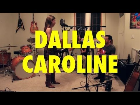 Dallas Caroline ~ Live Session ~ Cover of Fly by Maddie & Tae