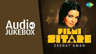 Best of Zeenat Aman Songs | Popular Old Hindi Songs | Audio Jukebox