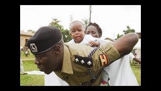 The male feminists inside Uganda's Police Force